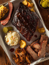 Heavenly Hawgs BBQ - Menu Image 2