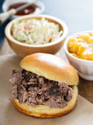 Heavenly Hawgs BBQ - Menu Image 5