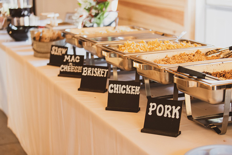 Heavenly Hawgs - Wedding Catering Services - Atlanta